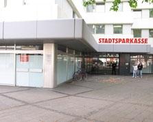 Sparkasse Geldautomat Westend