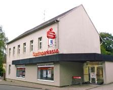 Sparkasse Geldautomat Wickrathberg