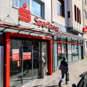Sparkasse Geldautomat Witteringstraße