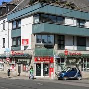 Sparkasse Geldautomat Bredeney