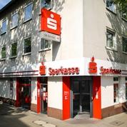Sparkasse Geldautomat Stammhaus