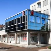 Sparkasse Geldautomat Borbeck