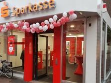 Sparkasse Geldautomat Stadtmitte