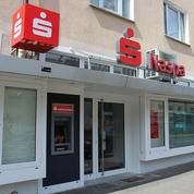 Sparkasse Geldautomat Frankfurt-Eschersheim