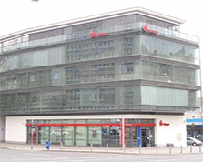 Sparkasse Geldautomat Wiesbaden, Dotzheimer Str.