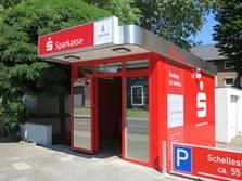 Sparkasse Geldautomat Gustorf