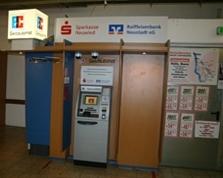 Sparkasse Geldautomat Asbach Vorteil-Center