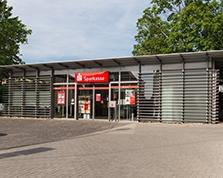 Sparkasse Geldautomat Ingelheim, Grundstraße