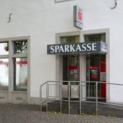 Sparkasse Geldautomat KO-Zentrum / Rathaus