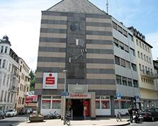 Sparkasse Geldautomat KO-Zentrum / Schenkendorfplatz