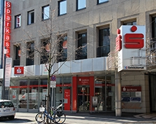 Sparkasse Geldautomat KO-Zentrum / Schloßstraße