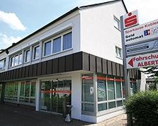 Sparkasse Geldautomat Karthause / Karthäuserhof