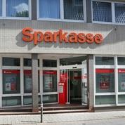 Sparkasse Geldautomat Horchheim