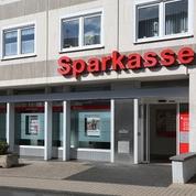Sparkasse Geldautomat Arenberg