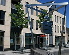 Sparkasse Geldautomat Mülheim-Kärlich