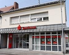 Sparkasse Geldautomat Waldbreitbach