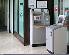 Sparkasse Geldautomat Dornbusch (Hessischer Rundfunk)