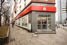 Sparkasse Geldautomat Hauptbahnhof - Nähe Europaviertel