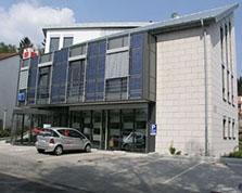 Sparkasse Geldautomat Wächtersbach