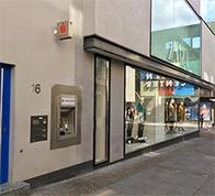 Sparkasse Geldautomat Darmstadt, Schuchardstraße