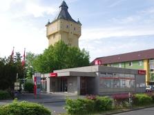 Sparkasse Geldautomat Bergl