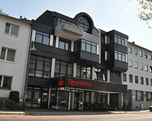 Sparkasse Geldautomat Darmstadt, Martinsviertel