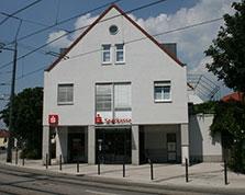 Sparkasse Geldautomat Arheilgen, Frankfurter Landstraße