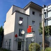 Sparkasse Geldautomat Darmstadt, Waldkolonie
