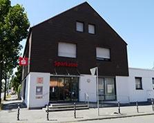 Sparkasse Geldautomat Darmstadt, Heimstättensiedlung