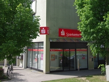 Sparkasse Geldautomat Deutschhof