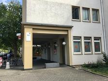 Sparkasse Geldautomat Darmstadt, Rheintor