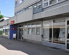 Sparkasse Geldautomat Eberstadt, In der Kirchtanne