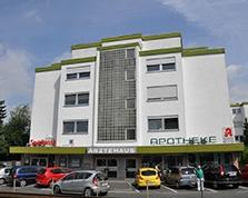 Sparkasse Geldautomat Griesheim, Sankt Stephan