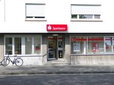 Sparkasse Geldautomat Segnitzstraße