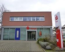 Sparkasse Geldautomat Wiesbaden, Biebricher Allee
