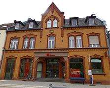 Sparkasse Geldautomat Wiesbaden-Sonnenberg