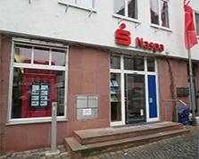 Sparkasse Geldautomat Oestrich