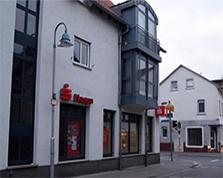 Sparkasse Geldautomat Flörsheim