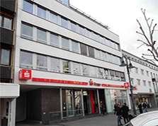 Sparkasse Geldautomat Limburg