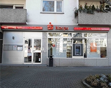 Sparkasse Geldautomat Eschborn