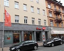 Sparkasse Geldautomat Frankfurt-Höchst