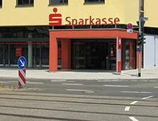Sparkasse Geldautomat Rastpfuhl