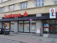 Sparkasse Geldautomat Mainzer Straße