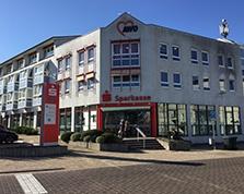 Sparkasse Geldautomat Riegelsberg