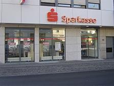 Sparkasse Geldautomat Friedrichsthal
