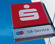 Sparkasse Geldautomat Siegelbach