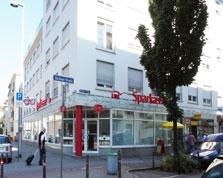 Sparkasse Geldautomat Rosengarten
