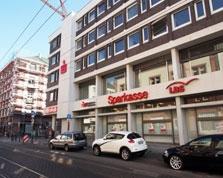 Sparkasse Geldautomat Schwetzingerstadt