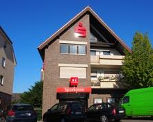 Sparkasse Geldautomat Rheinau-Süd