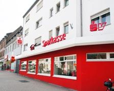 Sparkasse Geldautomat Sandhofen